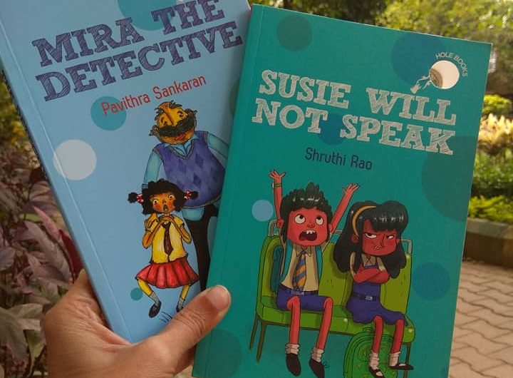 Duckbill hole books reviewed -Susie will not speak and Mira the detective