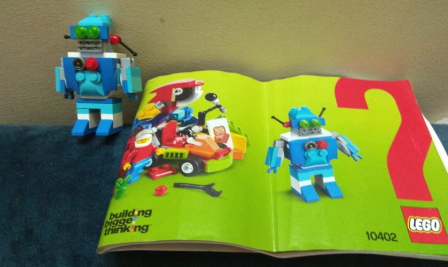 Lego 10402 Review on Mums and stories