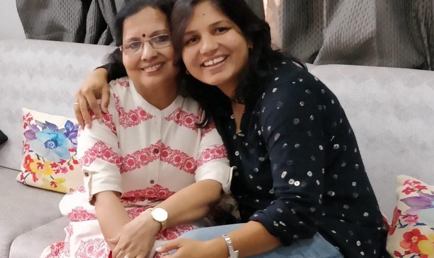 Vijay and Apeksha the mum-daughter duo from Zayka ka Tadka talk on what gets them going.