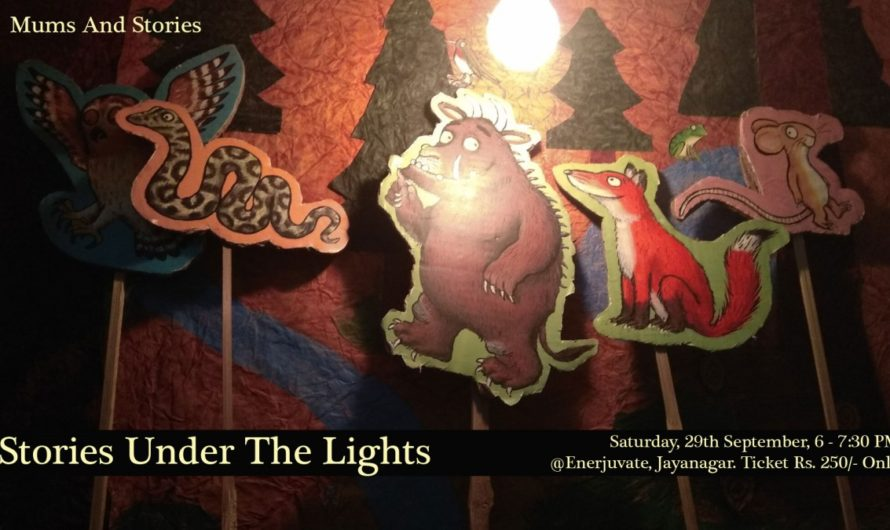 Stories Under The Lights by Mums and Stories