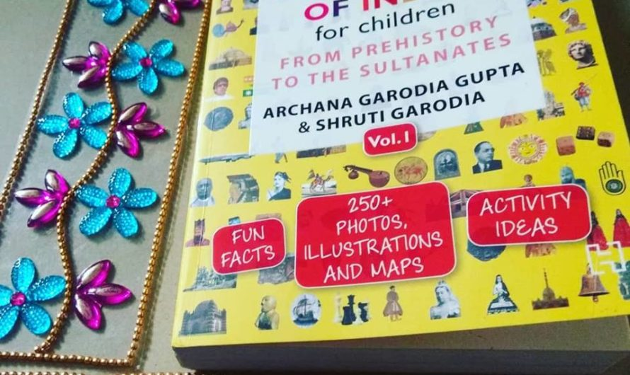 The History of India for Children on Mums and Stories