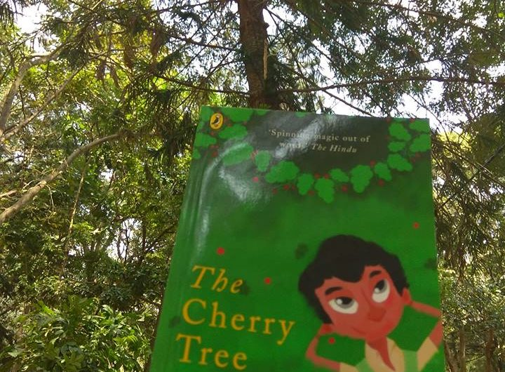 The Cherry Tree Review by Ruskin Bond on Mums and Stories