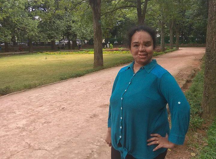 Sunitha Atinus on being more than a face, more than a mum