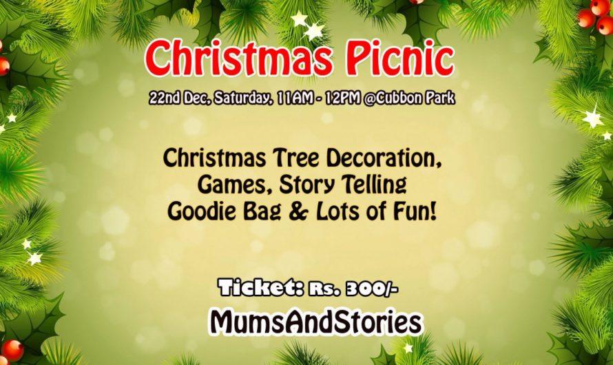 Christmas Picnic for Kids