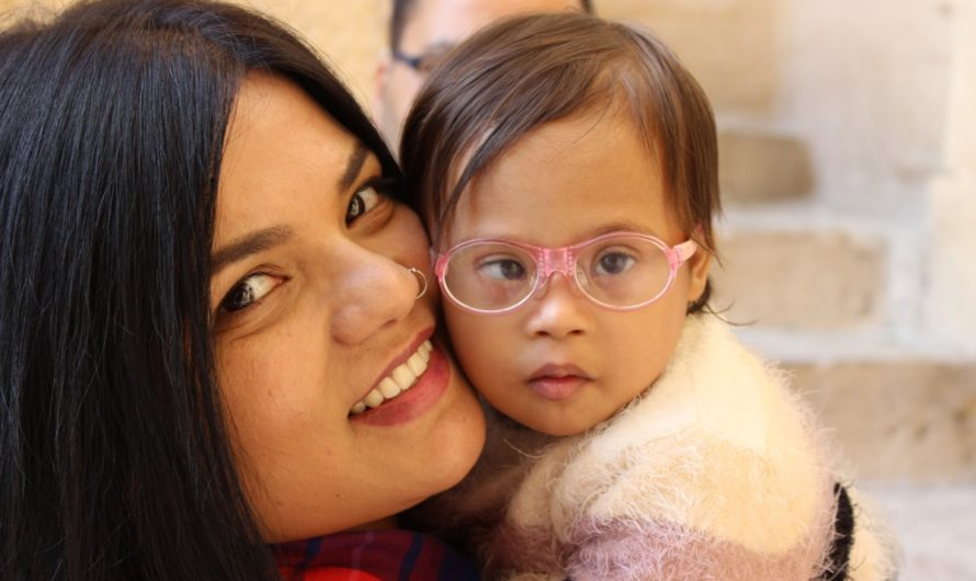 Kavita Baluni talks on adopting a specially abled child
