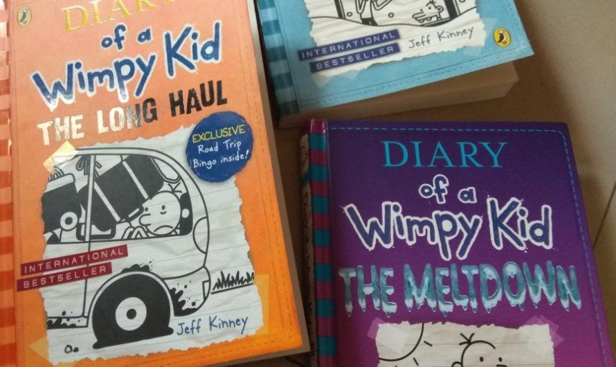 Review of Diary of a Wimpy Kid on Mums and Stories