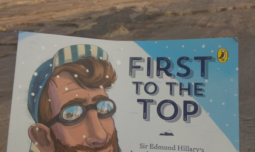 First to the Top Book Review on Mums and Stories