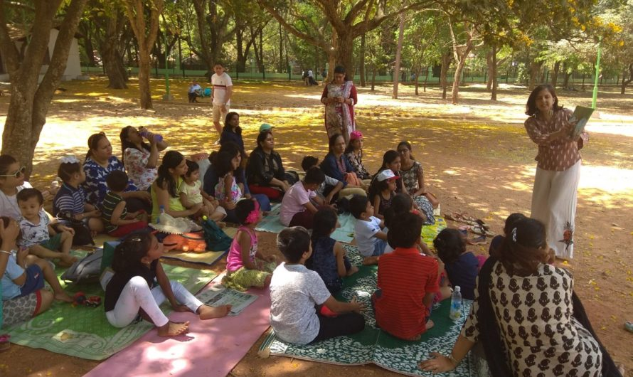 Photographs of Crayons Day Out Event in Bangalore