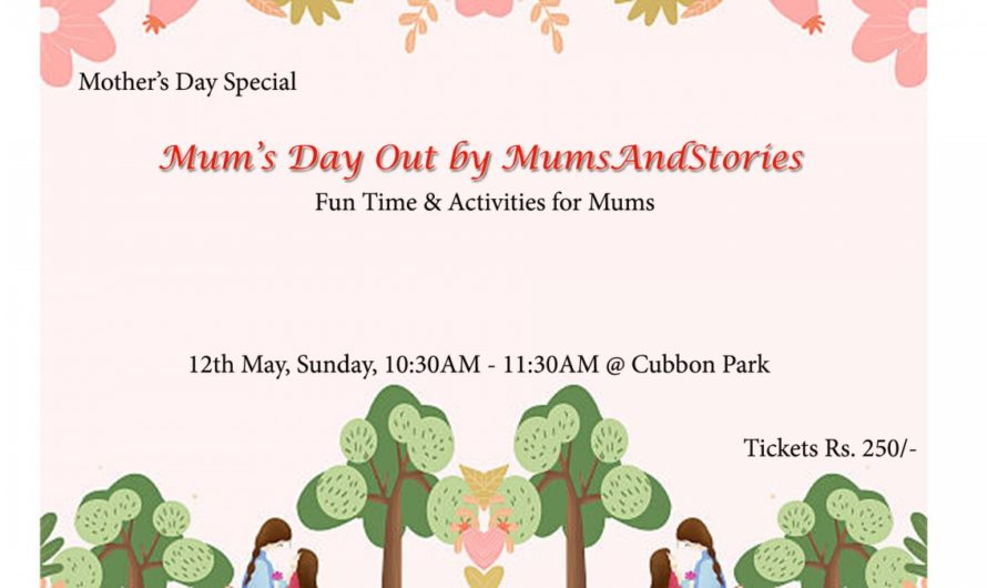 Mum's Day Out by Mums and Stories