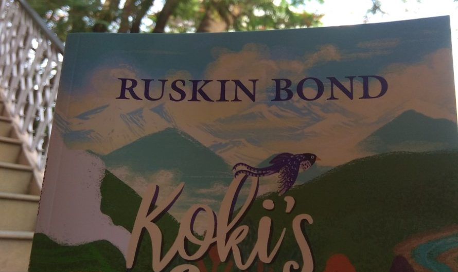 Koki's Song by Ruskin Bond on Mums and Stories