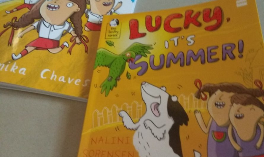 Summer Specials for Holiday readers -Books by HarperCollinsChildrensbooks