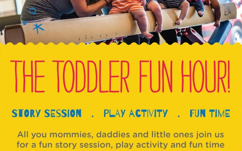 The Toddler Fun Hour by Mums and Stories and The Little Gym
