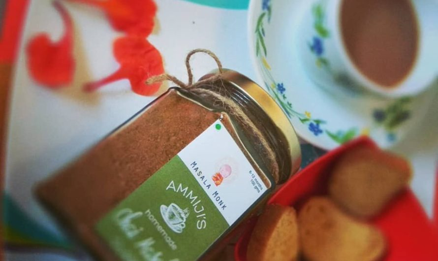 Ammijis Chai Masala from Masala Monk reviewed on Mums and Stories