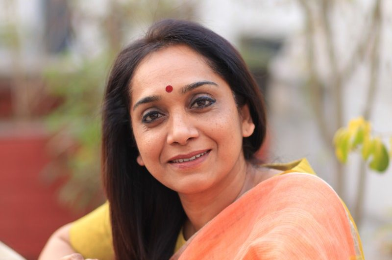 Sudha Menon author of Feisty at Fifty talks on why life after 50 should be without baggage