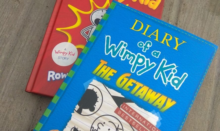 Review of Diary of an Awesome Friendly kid and Wimpy kid- Getaway