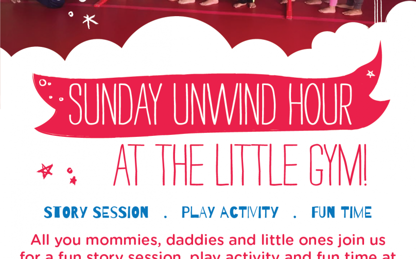 Sunday Unwind Hour by Mums and Stories and The Little Gym