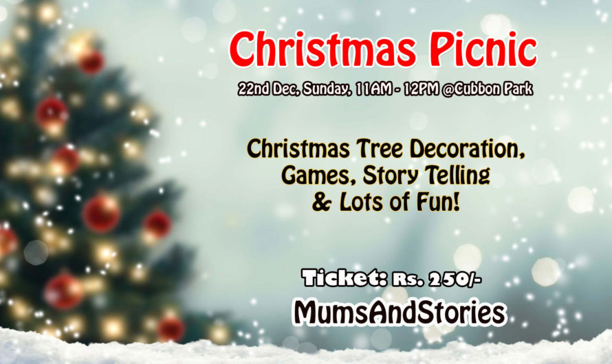 Christmas Picnic by Mums and Stories