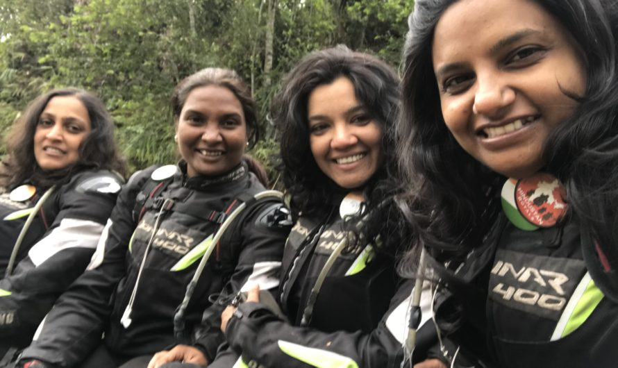 Piya Bahadur talks on her unusual dream of being part of the biking team travelling six countries in 56 days