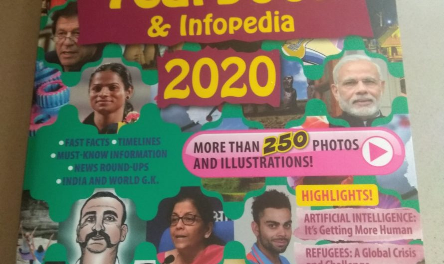 Yearbook and Infopedia 2020 by Hachette
