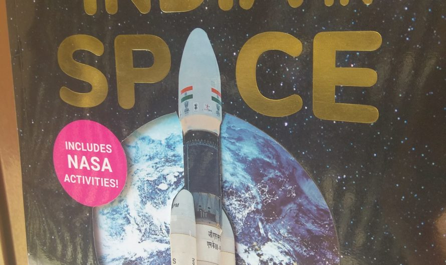Space books for kids this March 2020