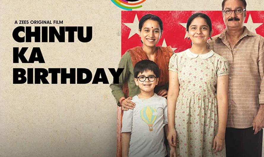 Chintu Ka Birthday on Zee5 engages the audience to think on joys taken for granted