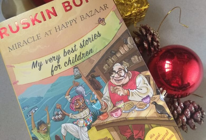 Miracle at Happy Bazaar by Ruskin Bond