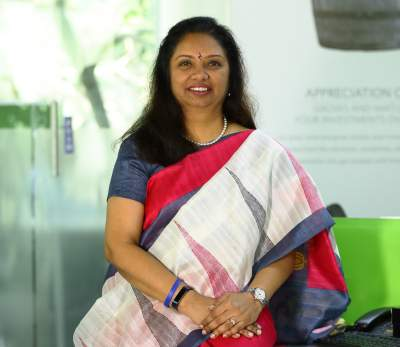 Chitra Iyer  is a mum who helps several families with special children on their financial planning.