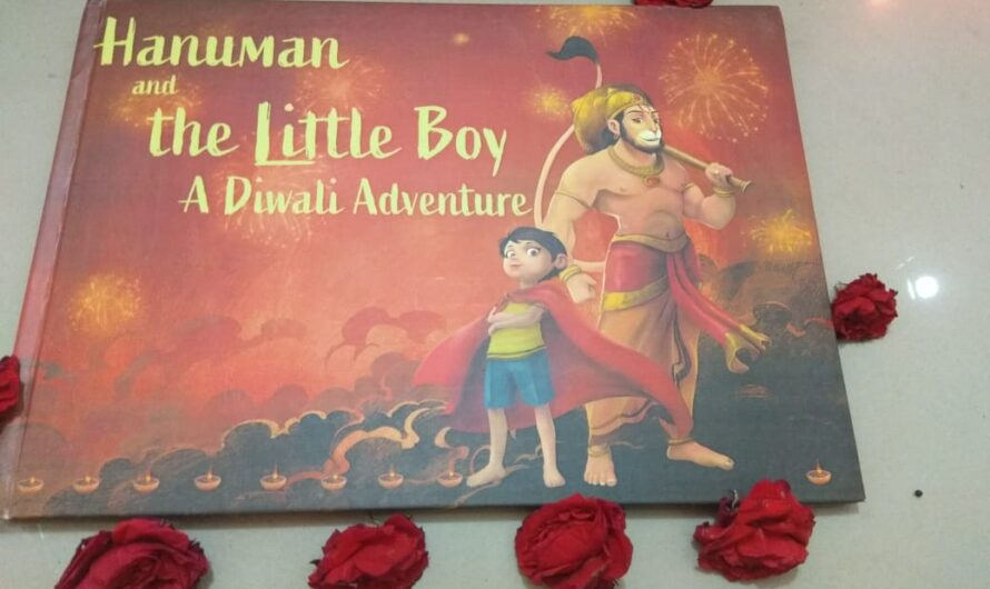 Hanuman and the Little Boy A Diwali Adventure