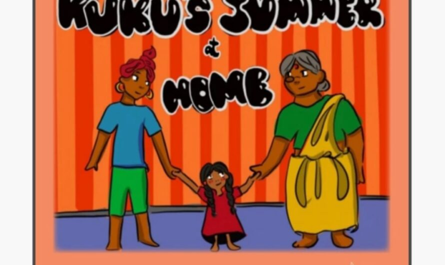 Bhumika Kulkarni talks on Kuku's Summer At Home –  A Story of the times kids faced in 2020