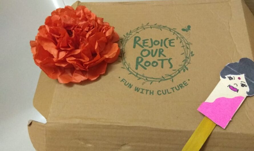 Culture Box – Activity Box from Rejoice Our Roots