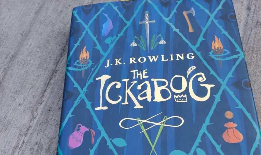 Review of a magical and mysterious The Ickabog