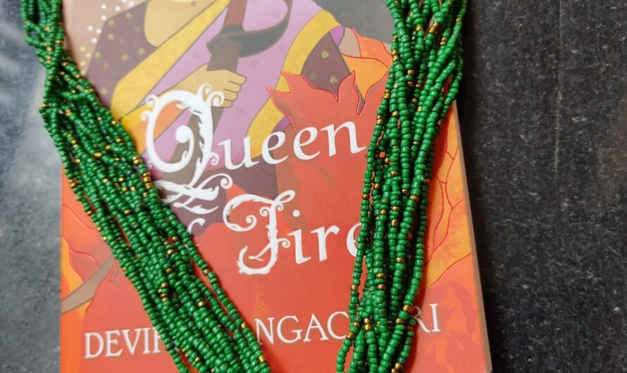 Queen of Fire by Devika Rangachari is a revisit to the history