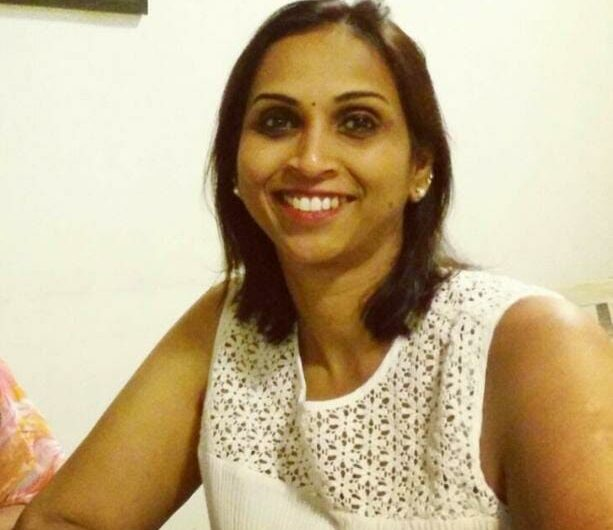 Sunita Jagdish says it's important for women to be visible outside world