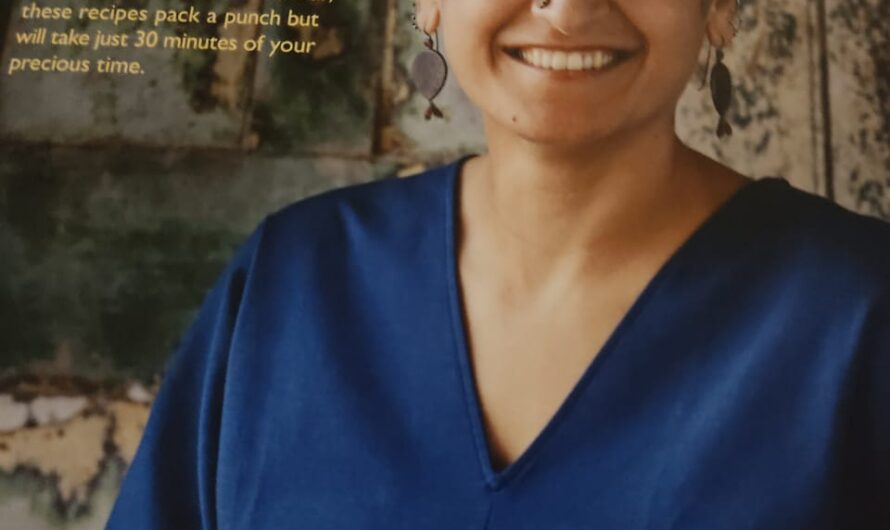 Chetna's 30 Minute Indian – Quick and Easy everyday Meals
