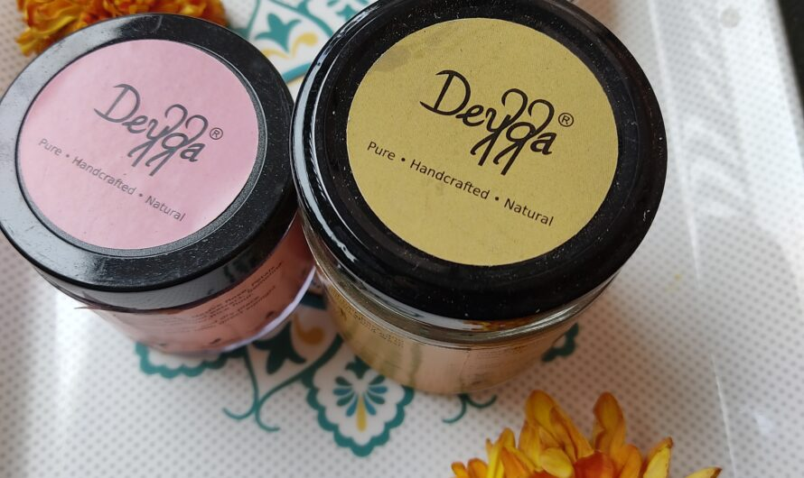 Get Pampered with the World of Deyga